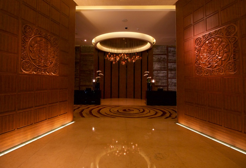 Banyan Tree Macau Review 2016 Lobby Entry