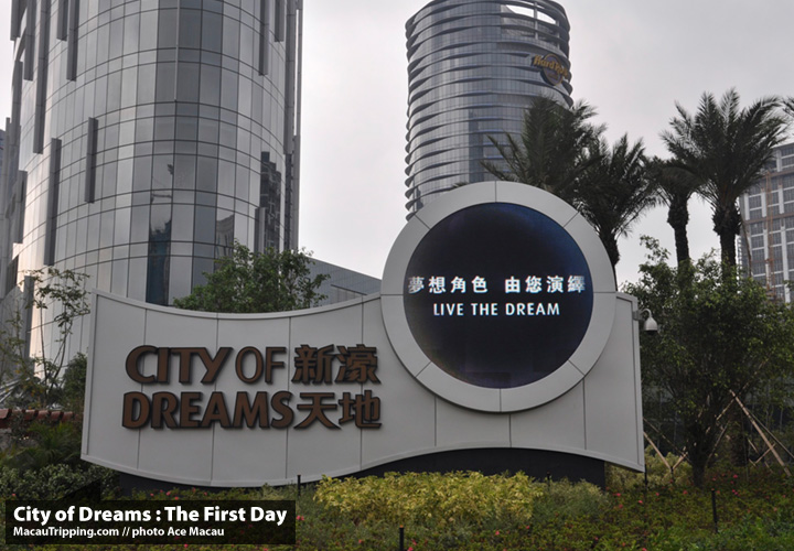 Cityofdreams Signage