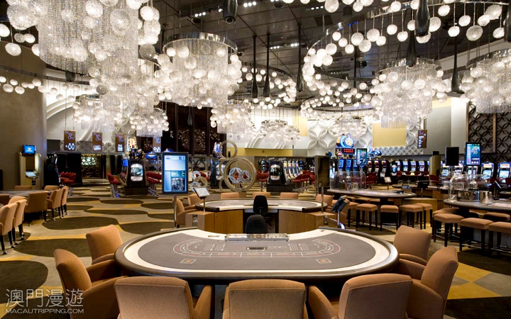 Crown Towers Macau Review - Casino Baccarat