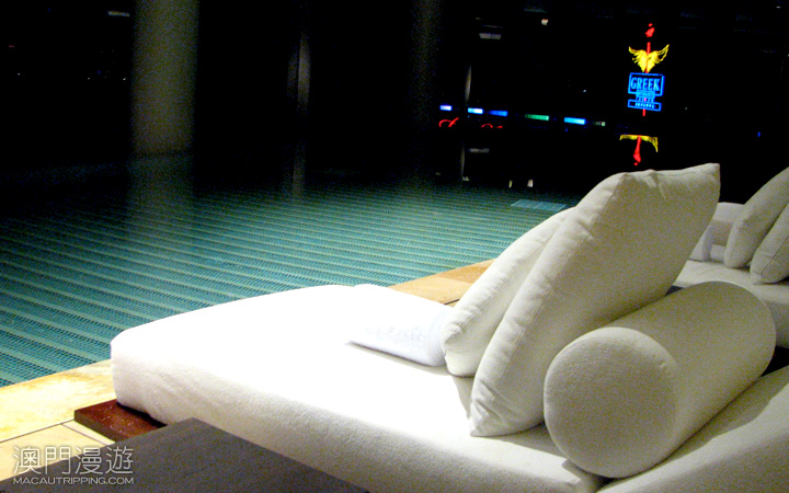 Crown Towers Macau Review  Poolchairs