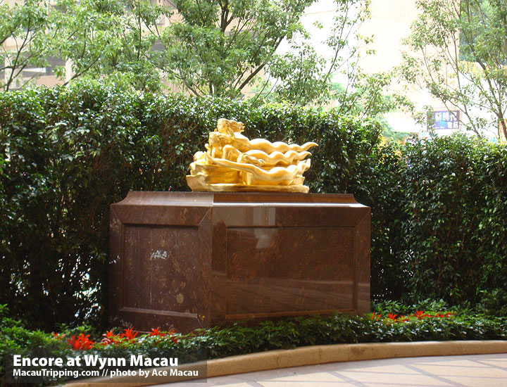 Encore at Wynn Macau Room Review Photos  Porte Chix