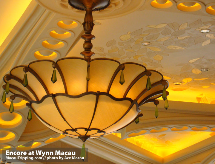 Encore at Wynn Macau Room Review Photos  Porte Lamp