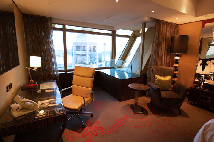 Grand Lisboa Review 2016 Room