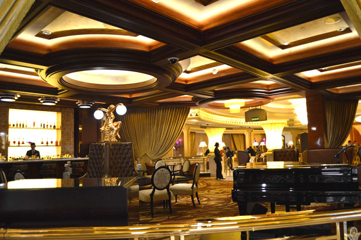 Studio City Macau  Bar