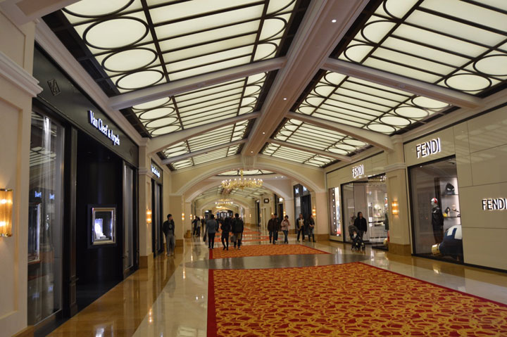 Studio City Macau  Fendi