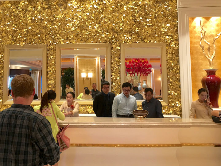 Wynn Macau Hotel Review 2016 Check In