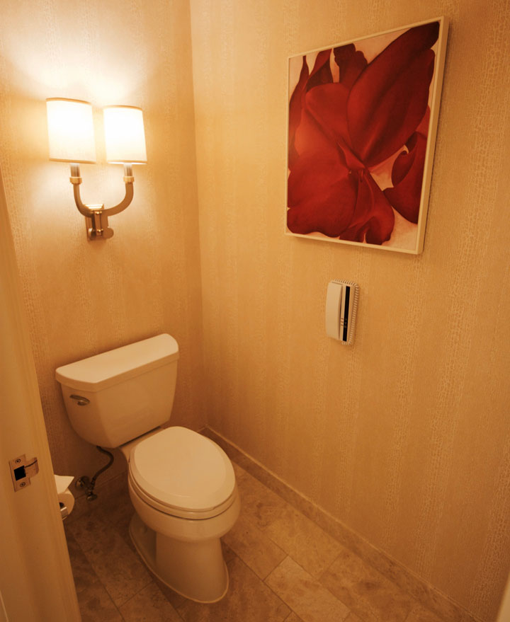 Wynn Macau Hotel Review 2016 Toilet