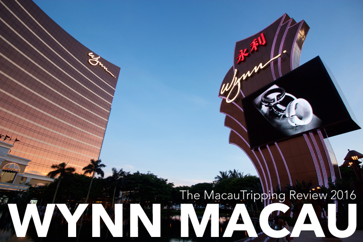 Wynn Macau Hotel Review 2016