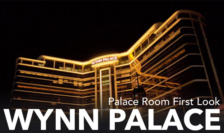 Wynn Palace Palace Room Photo Tour