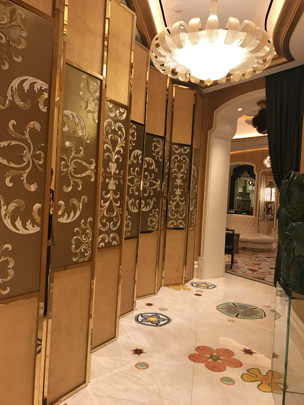 Wynn Palace Parlor Suite Review 2017 VIP 3