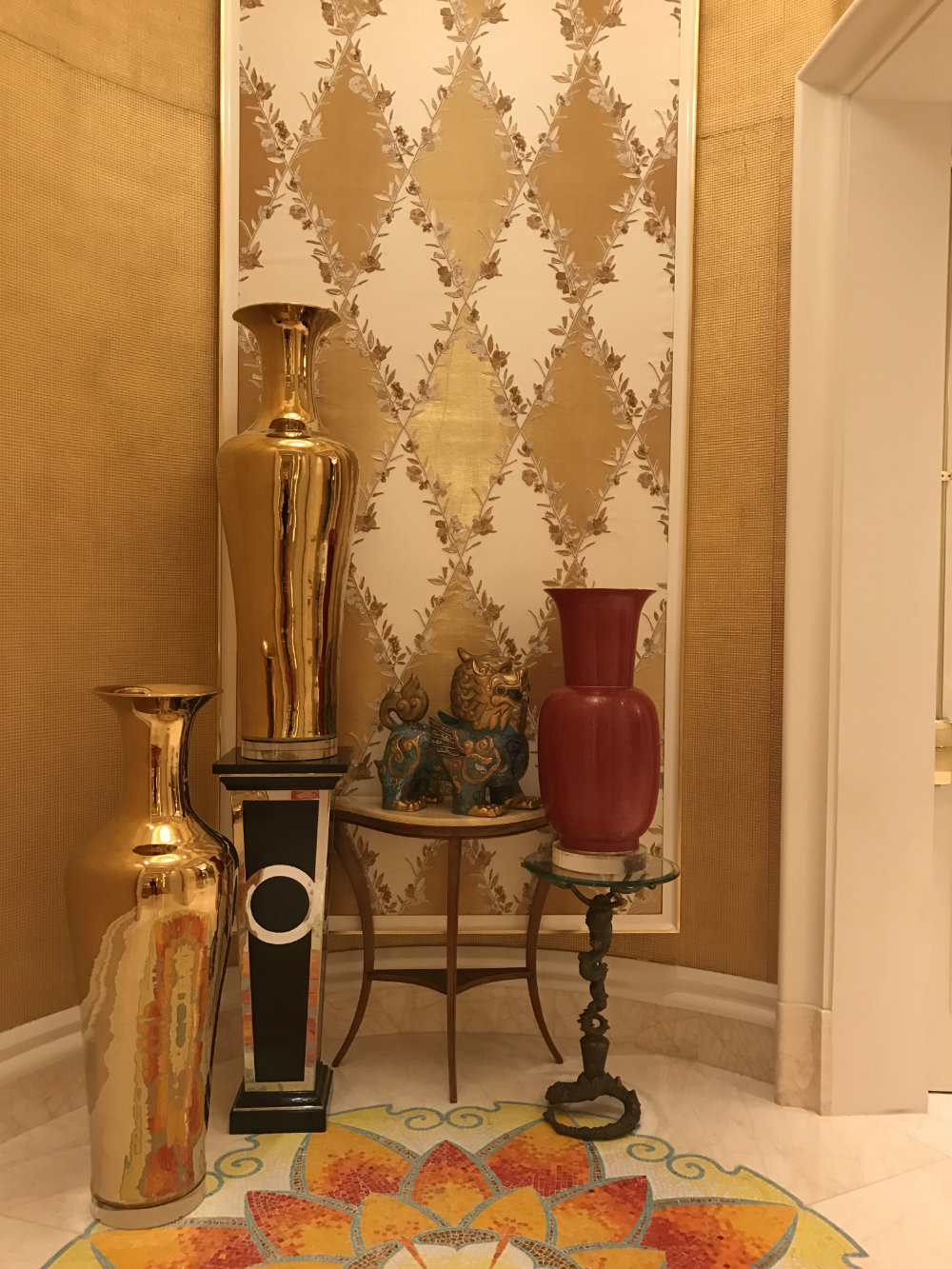 Wynn Palace Parlor Suite Review 2017 VIP 4