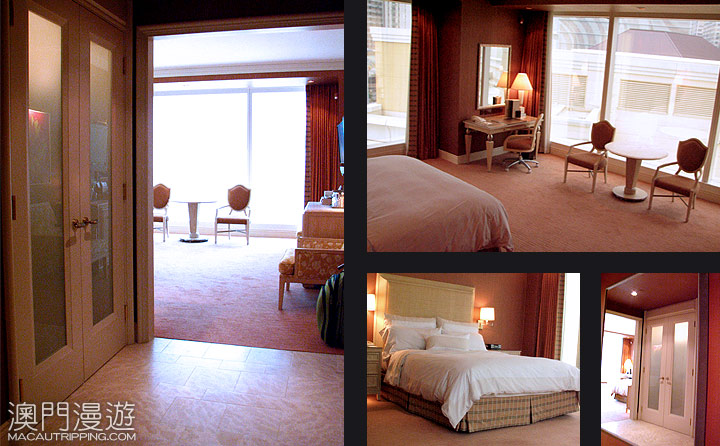 Wynn Macau Tower Suite Photo Review - Entry