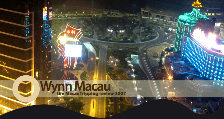 Wynn Macau Tower Suite - The MacauTripping Review 2007