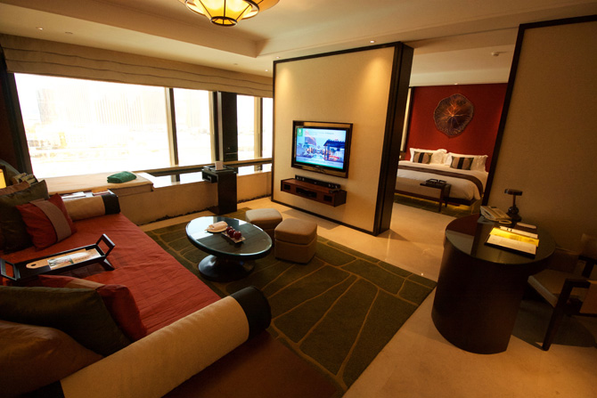 Banyan Cotai Pool Suite