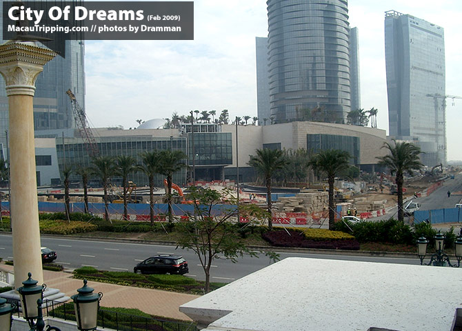 City Of Dreams Cotai Macau