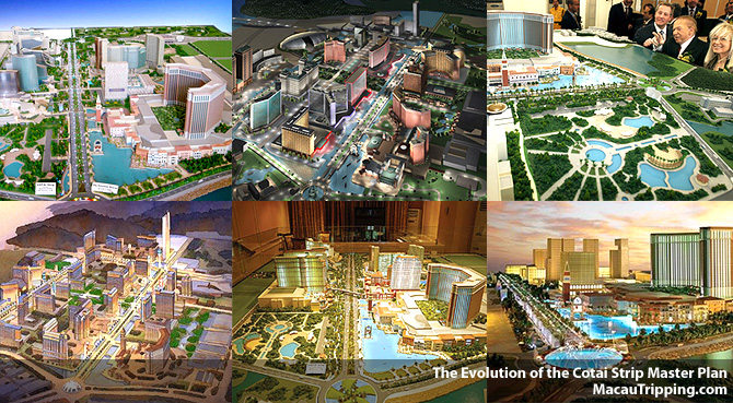 Cotai Strip Master Plan - MacauTripping.com