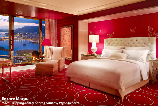 Encore at Wynn Macau Bedroom