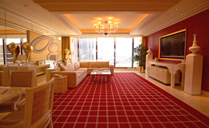 Encore Macau Grand Salon Suite