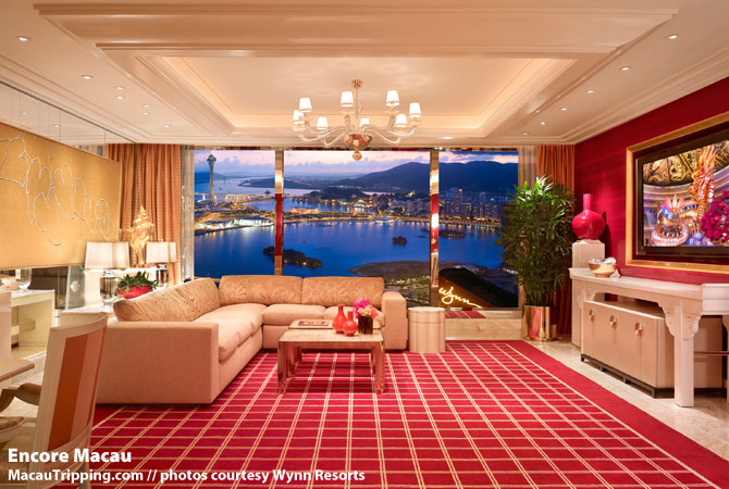 Encore at Wynn Macau Grand Salon