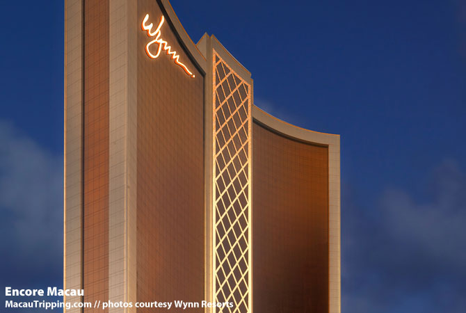 Encore at Wynn Macau Hotel Tower