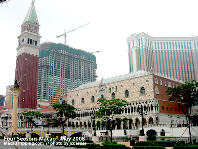 Four Seasons Macao, Cotai