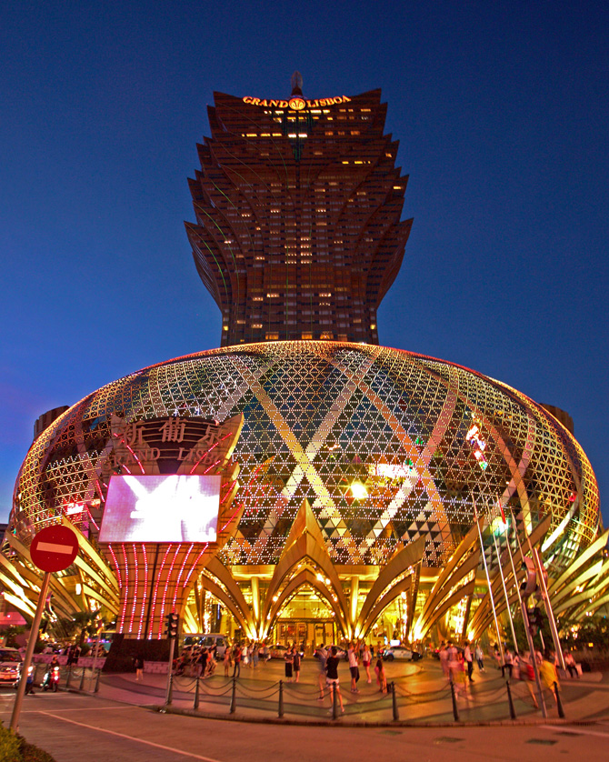Grand Lisboa Beauty