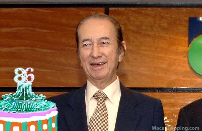 Happy Birthday Stanley Ho - November 24th 1921