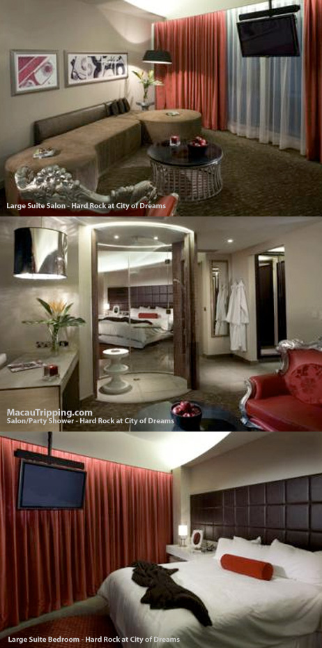Hard Rock City of Dreams Suites