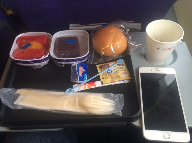 Mfm Flight Food