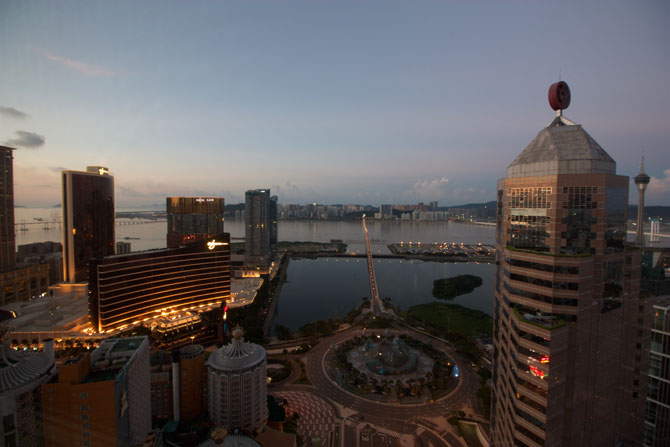 Morning In Macau
