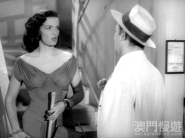 Macao Starring Jane Russell and Robert Mitchum Review