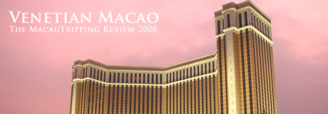 Venetian Macao Review